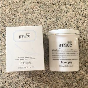 Philosophy Pure Grace Luminous Body Creme